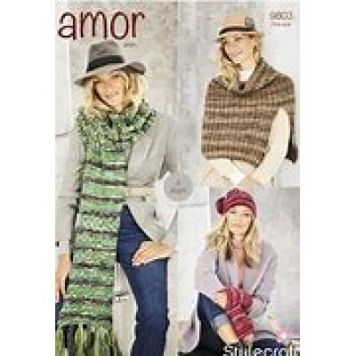 Accessories in Amor Aran 9803