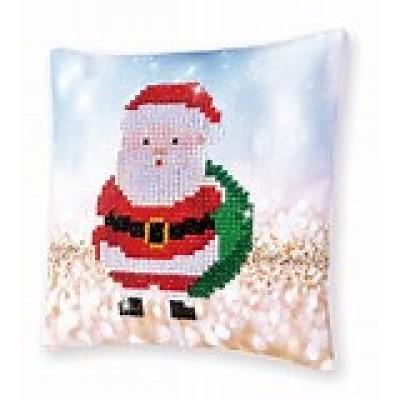 Santa Claus Sack Mini Pillow