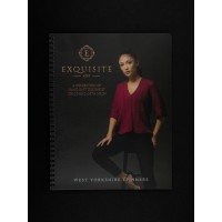 Exquisite 4 Ply Pattern Book