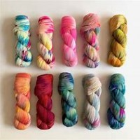 Rico Luxury Hand Dyed Happiness