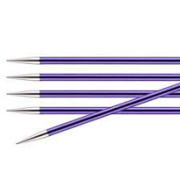 Zing double pointed needles 4.5mm x 15cm