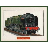 Brittannia Steam Train