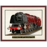 Duchess of Hamilton Steam Train