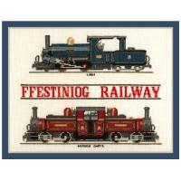 Rheilffordd Ffestiniog Railway Steam Trains