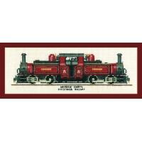 Ffestiniog Railway Merddin Emrys Steam Train