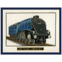 Sir Nigel Gresley Steam Train