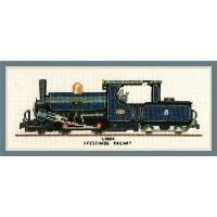 Ffestiniog Railway Linda Steam Train
