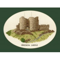 Criccieth Castle / Castell Criccieth