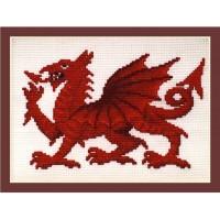 Welsh Dragon / Ddraig Goch
