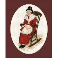 Welsh Lady / Ferch Gymreig