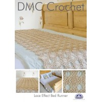Lace Effect Bed Runner