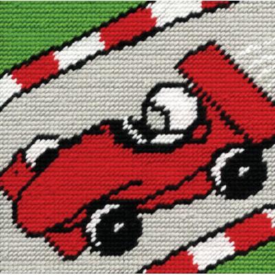 Racing Car Tapestry Starter Kit