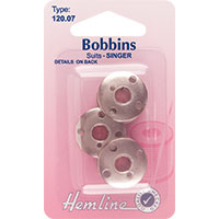 Bobbins - metal