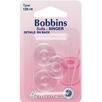 Bobbins - plastic