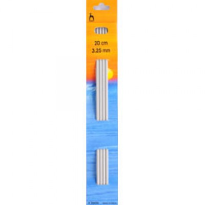 Knitting Pins: Set of Four 3.25mm