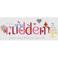 Priodas Ruddem - ruby wedding anniversary