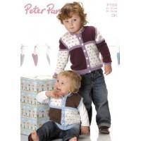 Jacket and Gilet in Peter Pan DK